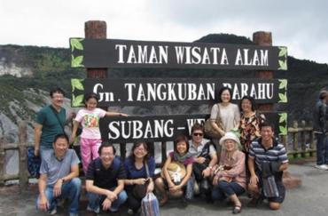 FDSS trip to Bandung
