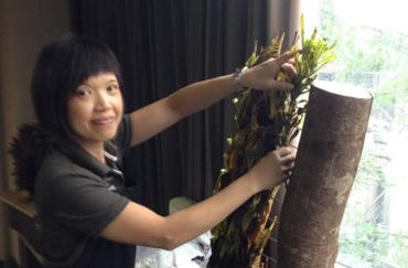 "IPBI Floral Symposium ""Evolution"" – Jakarta"