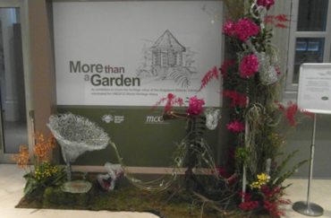 """More than just a garden"" Exhibition"