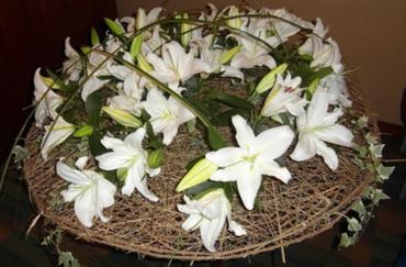 """""""Floral Structures for Commercial Work"""" Workshop"""