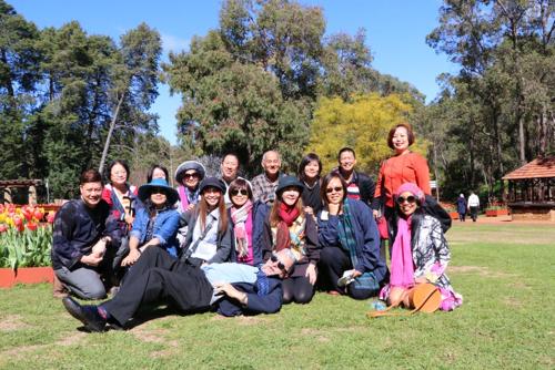 FDSS trip to Perth