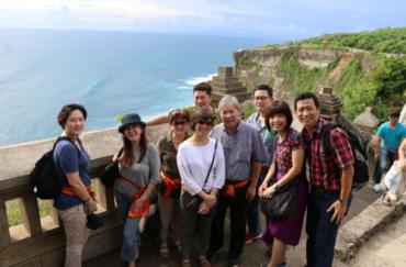 FDSS trip to Bali
