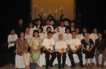 IPBI Floral Symposium – Jakarta