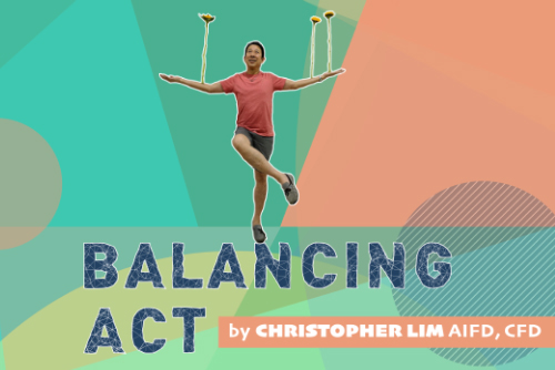 """Balancing Act"" Zoom Workshop"