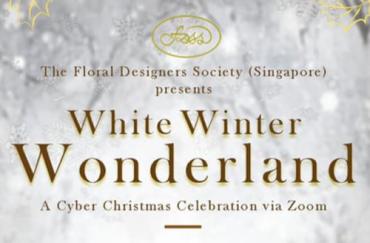 """""""White Winter Wonderland"""" Cyber Party 2020"""